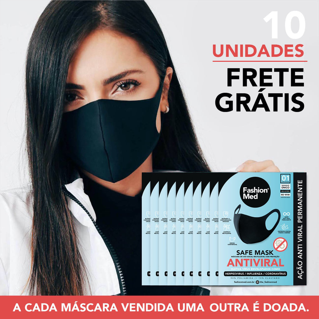 KIT 10 UNIDADES - ANTIVIRAL