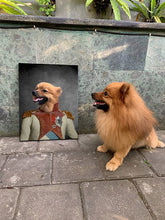 Load image into Gallery viewer, NEO BARKSIST - CUSTOM CANVAS