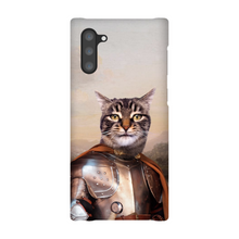 Load image into Gallery viewer, KNIGHT IN BROWN SATIN PHONE CASE - ALL MODELS