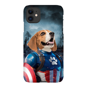 CAPTAIN KIBBLES PHONE CASE - ALL MODELS
