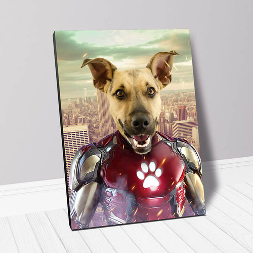 IRON MUTT - CUSTOM CANVAS