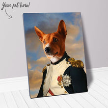 Load image into Gallery viewer, NAPOLEON COMPLEX - CUSTOM CANVAS