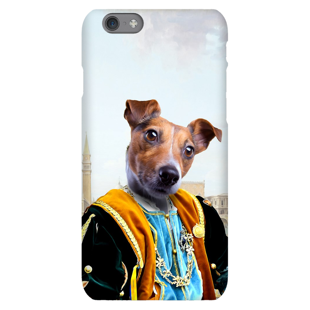 THE VENICE MENACE PHONE CASE - ALL MODELS