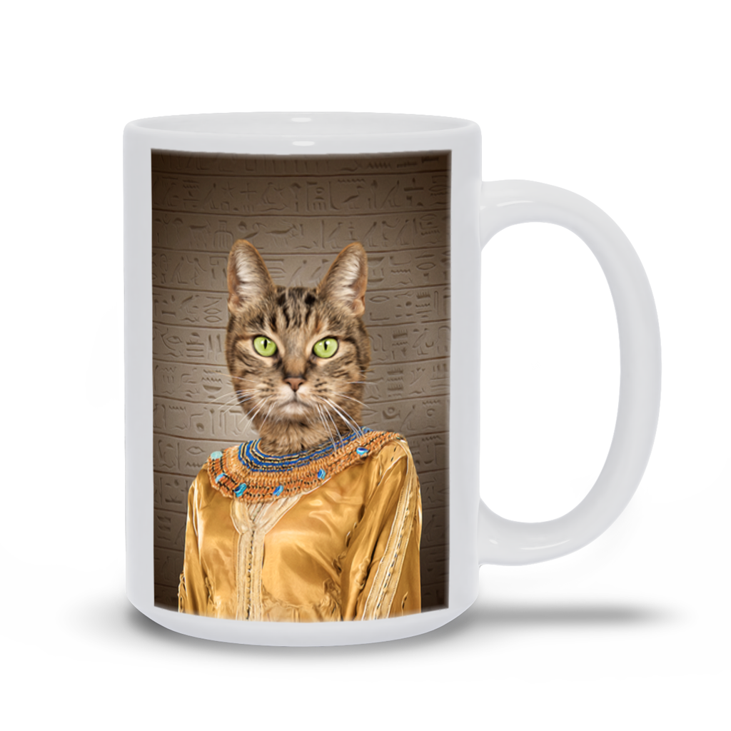 CLEOPATME COFFEE MUG (15oz)
