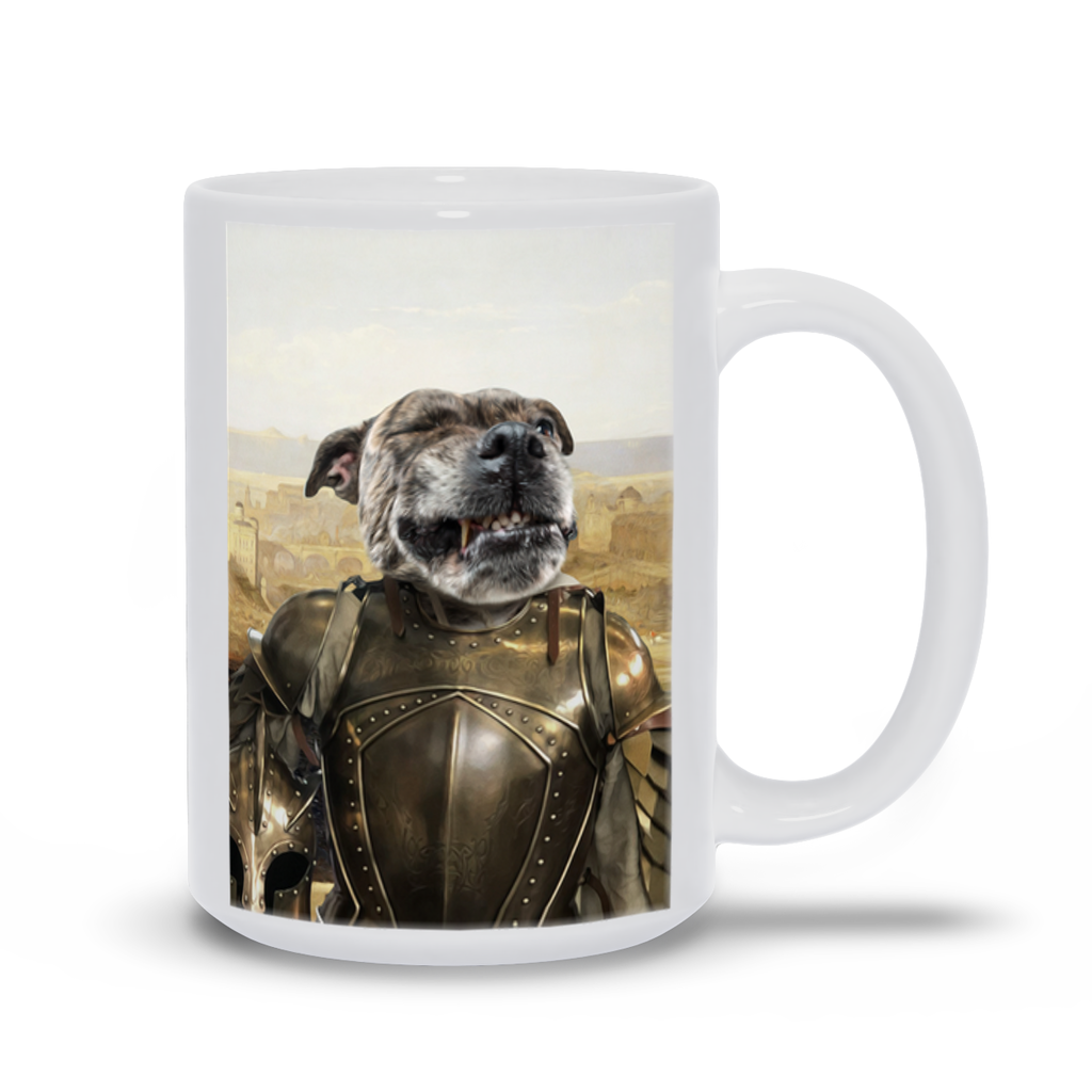 GENERAL MAYHEM COFFEE MUG (15oz)