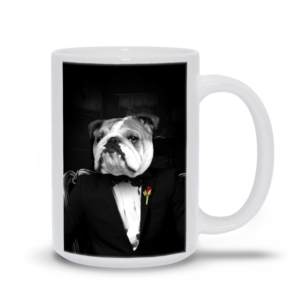 THE DOGFATHER COFFEE MUG (15oz)