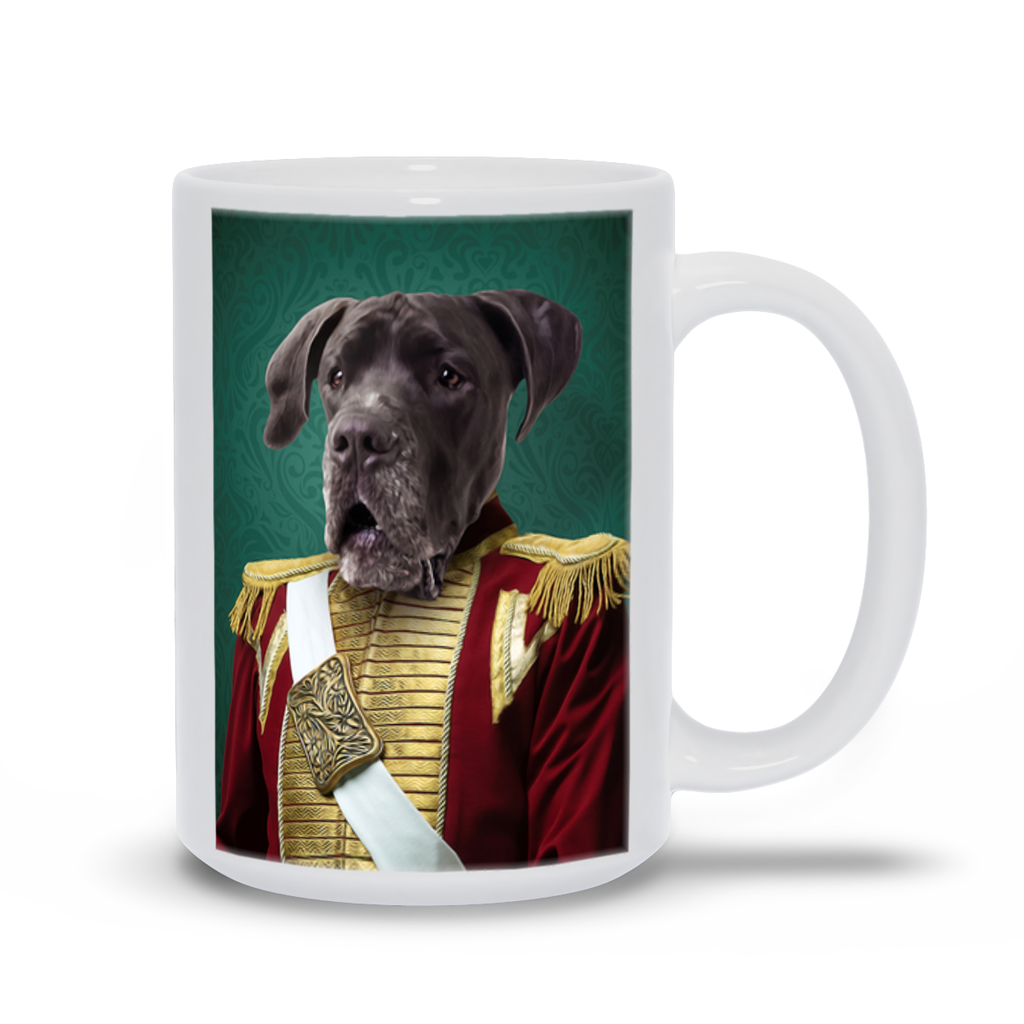 DUKE OF PORK COFFEE MUG (15oz)
