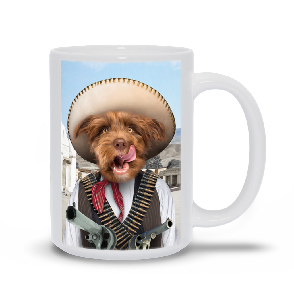 A PAWFULL OF PESOS COFFEE MUG (15oz)