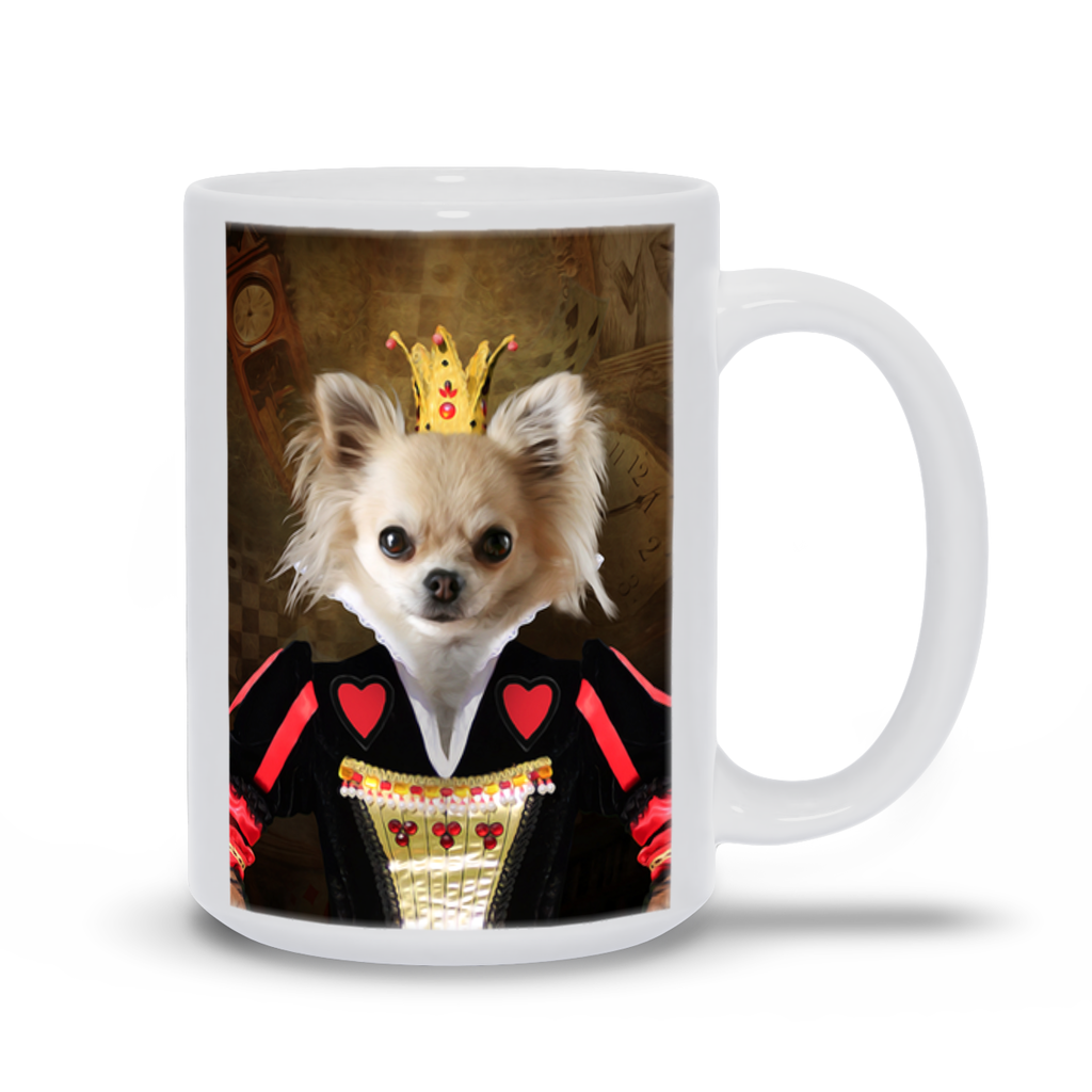 TEENY QUEENIE COFFEE MUG (15oz)