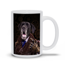 Load image into Gallery viewer, A FIST OF IT COFFEE MUG (15oz)