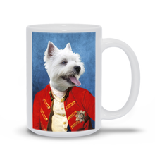 Load image into Gallery viewer, COMMANDER IN MISCHIEF COFFEE MUG (15oz)