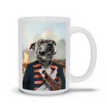 Load image into Gallery viewer, THE SQUASHBUCKLER COFFEE MUG (15oz)