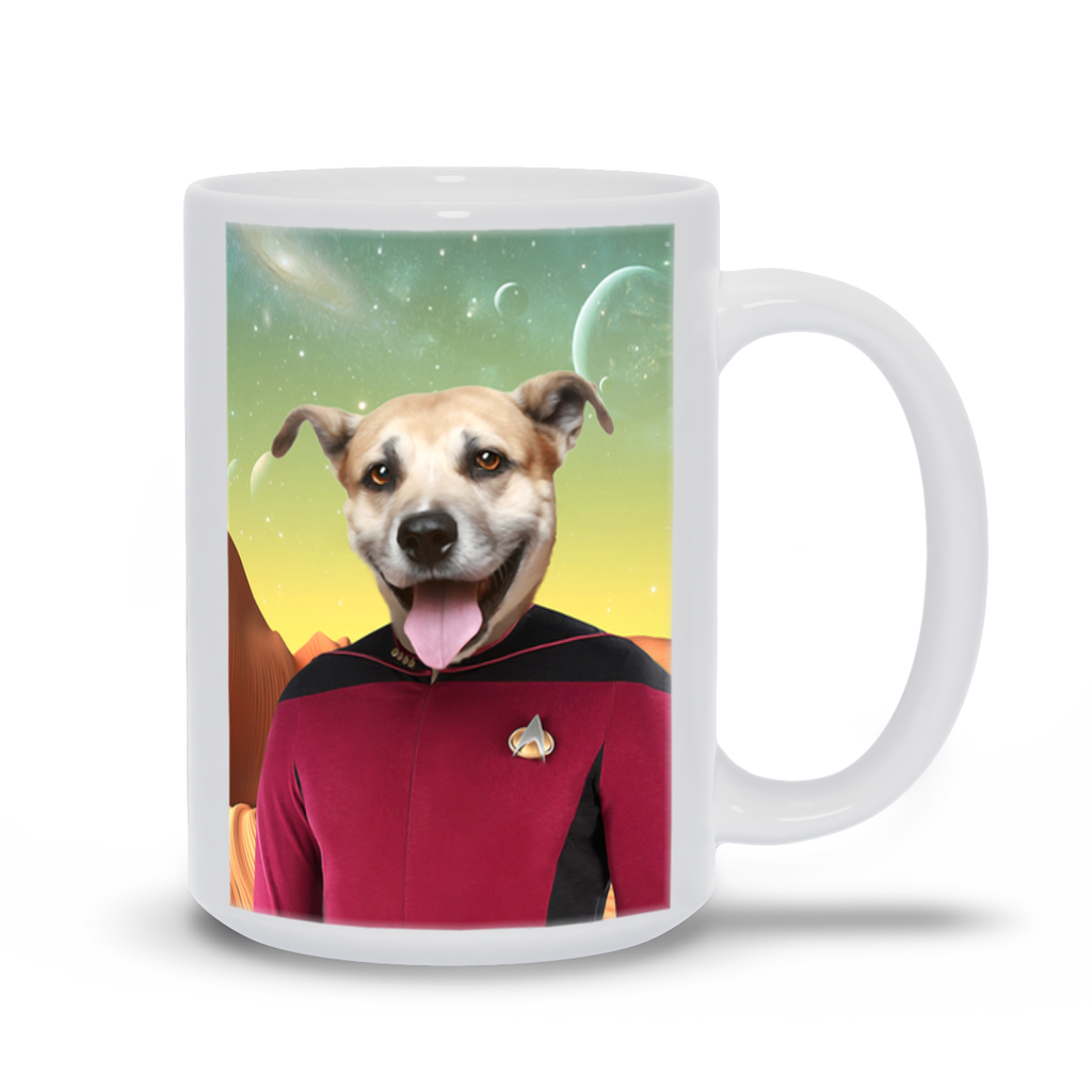 CAPTAIN DIGYARD COFFEE MUG (15oz)