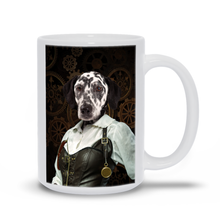Load image into Gallery viewer, THE TIMEKEEPER COFFEE MUG (15oz)