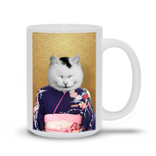 Load image into Gallery viewer, MURASAKI NO SANBUN COFFEE MUG (15oz)