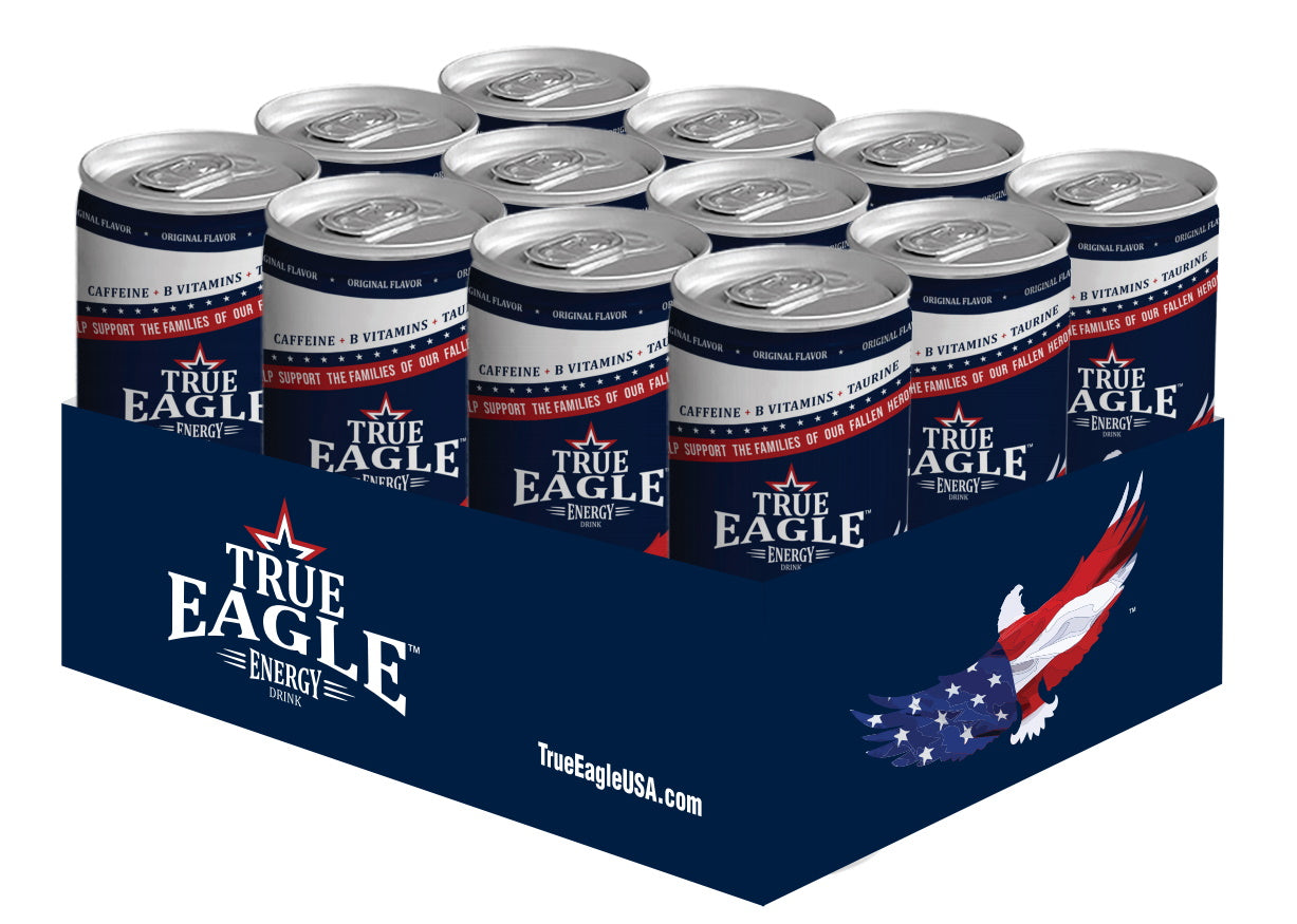 True Eagle Energy Drink (12-Pack)