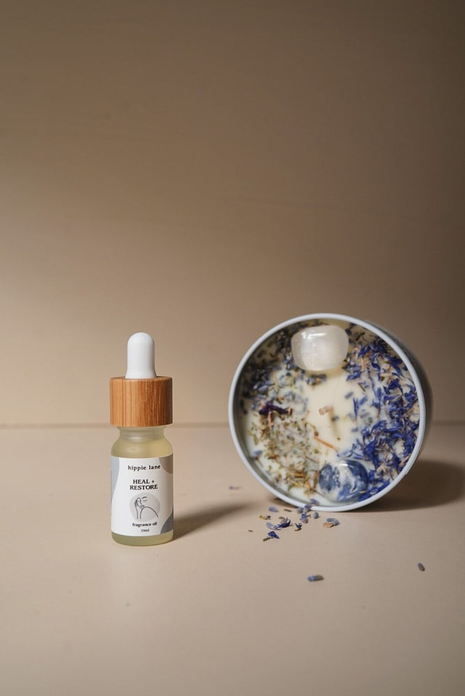 Load image into Gallery viewer, Hippie Lane Heal + Restore Healing Oil Fragrance