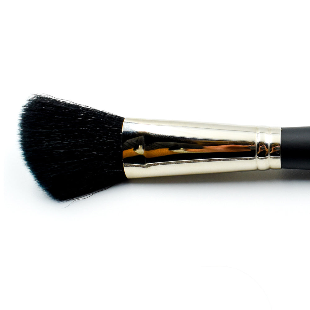 Load image into Gallery viewer, Saint Minerals Dual-Finish Blush Brush