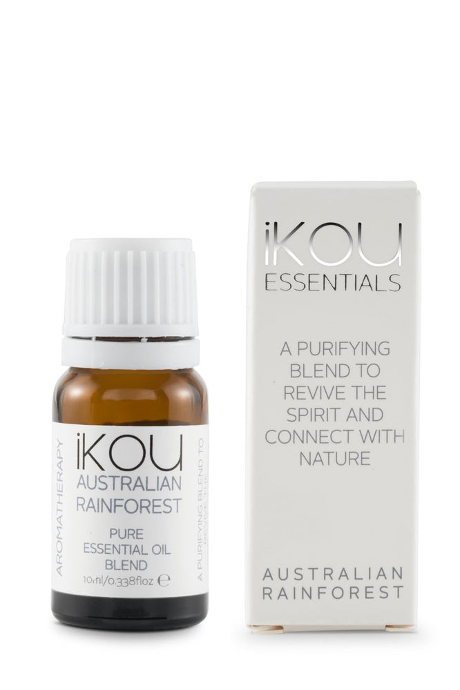 iKOU AUSTRALIAN RAINFOREST ESSENTIAL OIL 10ml