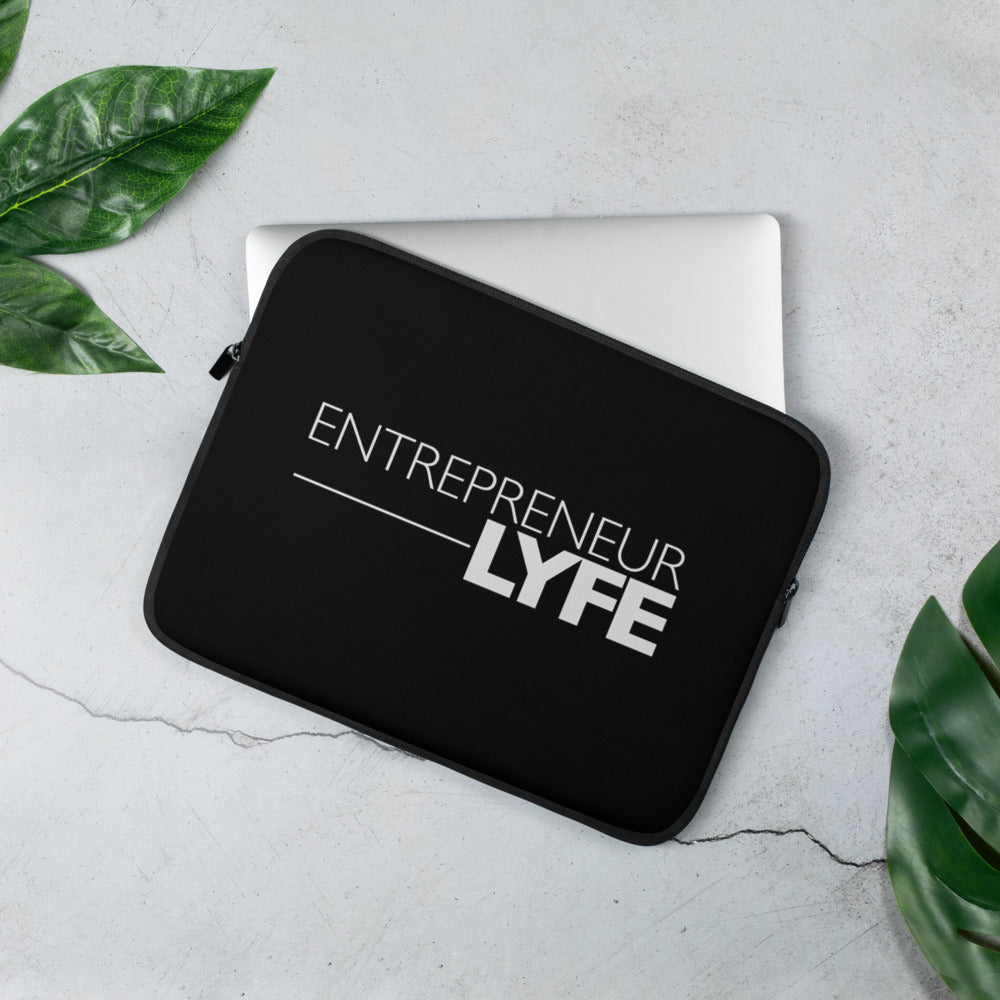 EntreLyfe Brand - Laptop Sleeve