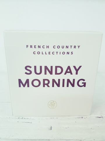 French Country's Sunday Morning