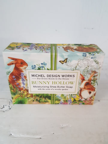 Michel Design Works Soap Bunny Hollow
