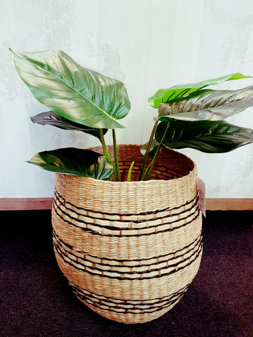 French Country Rona Rattan Baskets