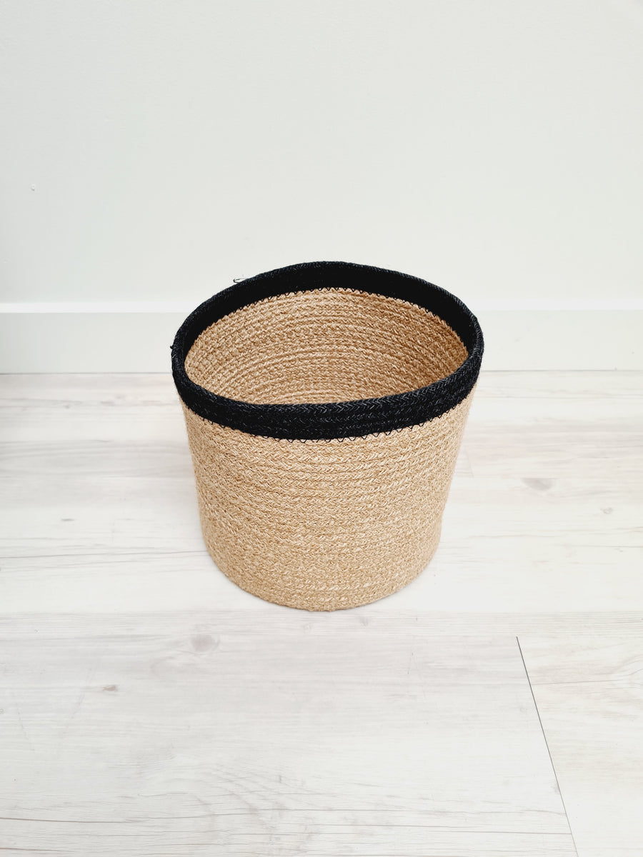 Black Rim Baskets