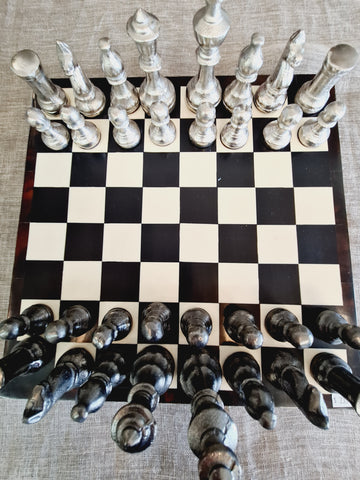 French Country Chess Set