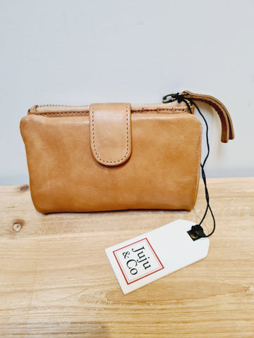 Juju & Co Small Natural Wallet