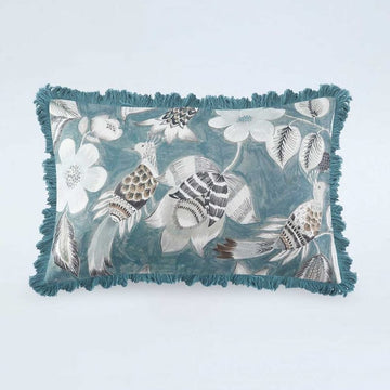 MM Linens Blue Lark Cushion