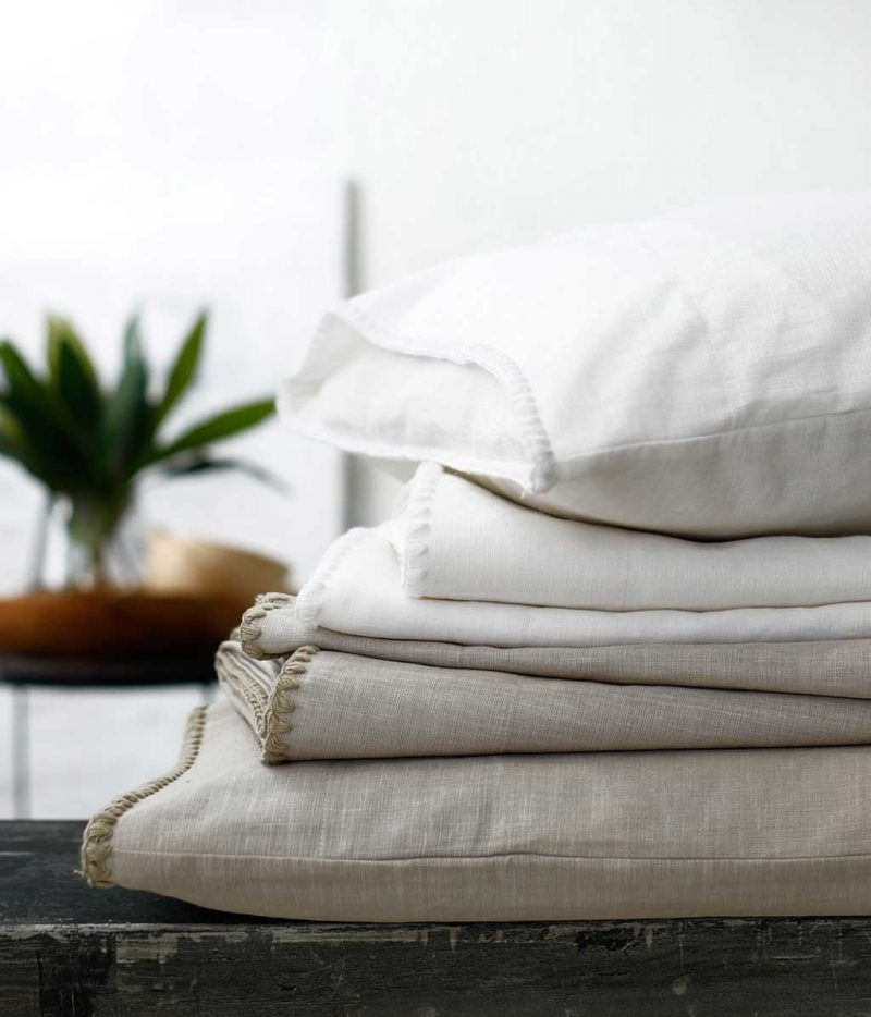 MM Linens Stitch Duvet Set