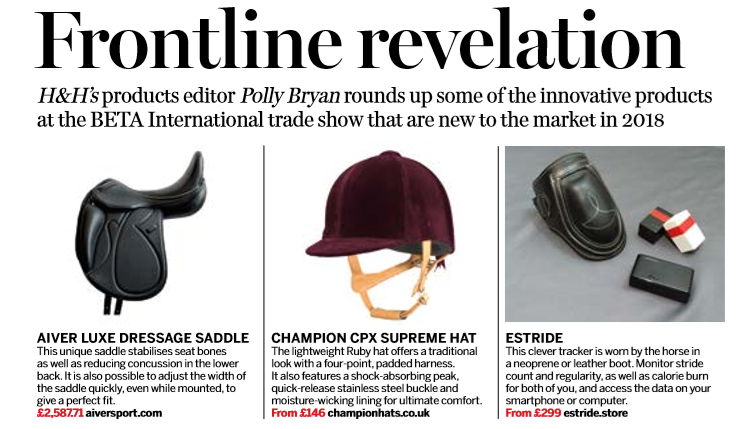 Horse and Hound Praises Innovative Luxe Saddle