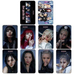 Official Kpop Merchandise Online 🥇 Photocards 10/13Pcs Blackpink How You Like That Photocard
