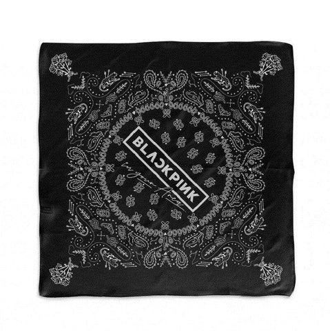 Kpop Merchandise Online Accessories Bandana