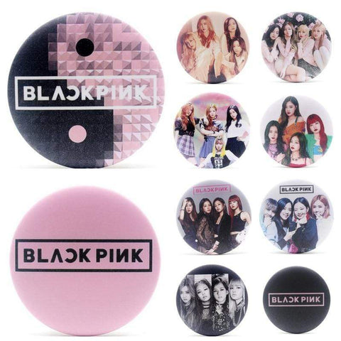 Kpop Merchandise Online Badges Blackpink Badge Logo & Photos