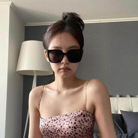 kpopfashionstore BLACKPINK Jennie Sunglasses