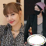 K-pop Fashion BLACKPINK LISA Necklace