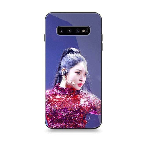 Official Kpop Merchandise Online 🥇 Phone Case Chungha Samsung Phone Case