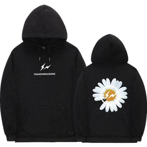 Official Kpop Merchandise Online 🥇 Clothing Daisy GDragon Hoodie