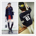 Kpop Merchandise Online Clothing EXO Long Jacket