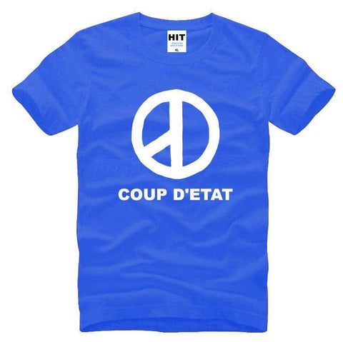 Official Kpop Merchandise Online 🥇 Clothing GDragon COUP D'ETAT Shirt