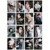 K-pop Fashion GOT7 16 Sheets DYE Lomo Card