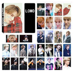 K-pop Fashion GOT7 30 Sheets Eyes On You Lomo Card