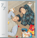 Apple Music Official Kpop Albums GOT7 - 7TH MINI ALBUM [7 FOR 7 : PRESENT EDITION]