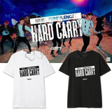 K-pop Fashion GOT7 FLIGHT LOG Hard Carry T shirt