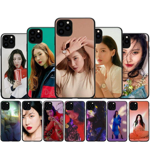 Official Kpop Merchandise Online 🥇 Phone Case iPhone Sunmi Phone Case