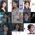 Kpop Merchandise Online Accessories IU Hair clips & Earrings