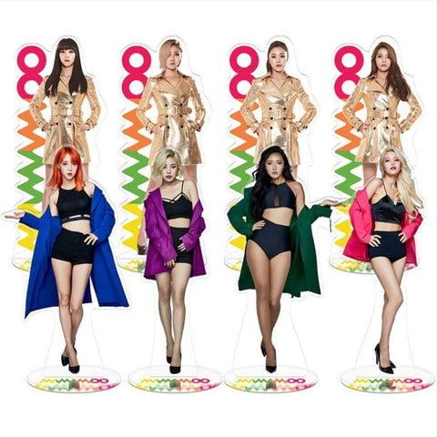 Kpop Merchandise Online Toys MAMAMOO Action Figure Doll