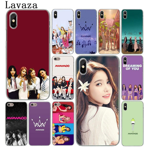 Kpop Merchandise Online Phone Case Mamamoo iPhone case